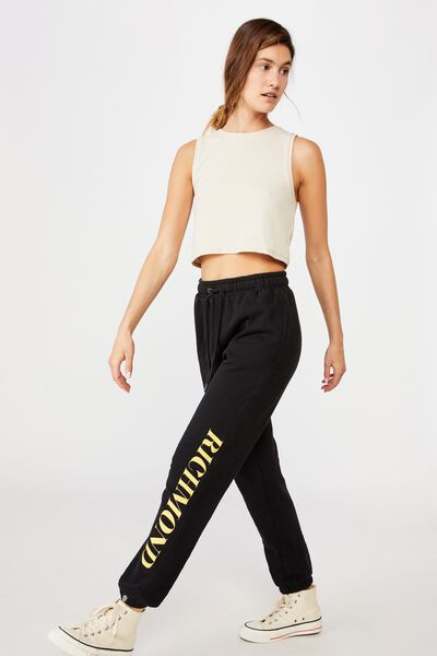 Afl Womens Old School Track Pant, RICHMOND