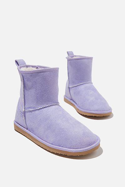 Home Boot, PERIWINKLE