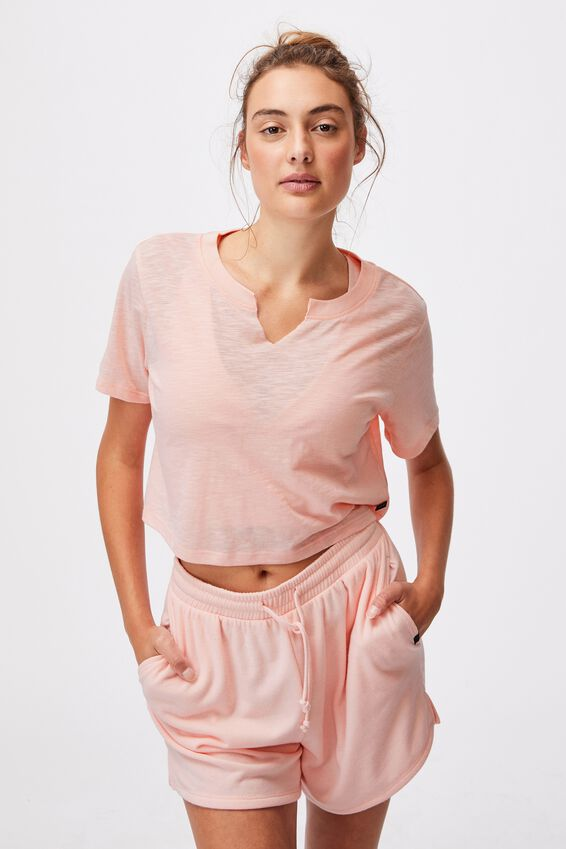 All Things Fabulous Cropped Tshirt, FAIRY TALE