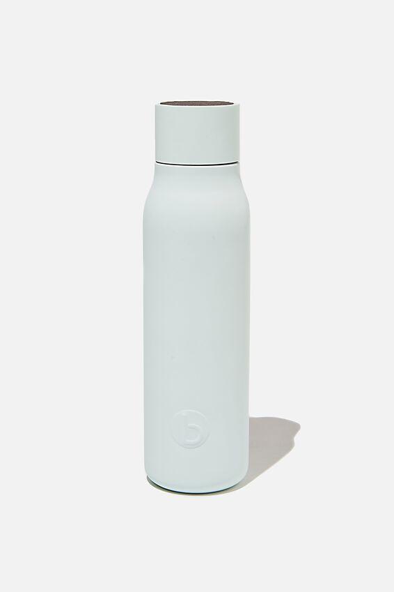 Hydrate Me Drink Bottle, BABY BLUE