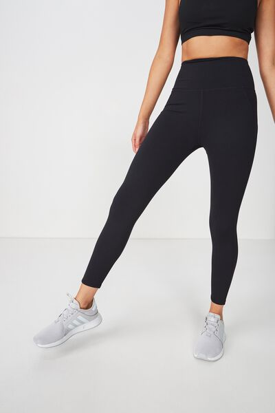 Sculpt 7/8 Tight, BLACK