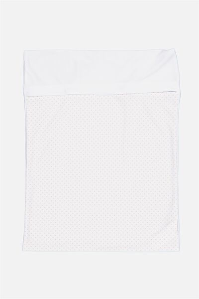 Delicates Wash Bag, WHITE