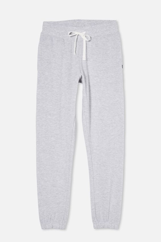 Lifestyle Gym Track Pant, CLOUDY GREY MARLE