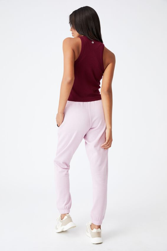 Lifestyle Racer Tank, MULBERRY