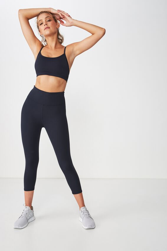 Active Core Cropped Tight, NAVY