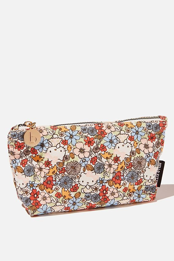 License Cosmetic Case, LCN HELLO KITTY