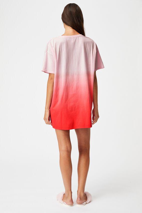 90 S Tshirt Nightie, LCN DIS CLARABELLE & GOOFY