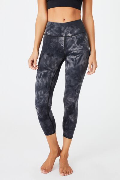 Marble 7/8 Tight, BLACK