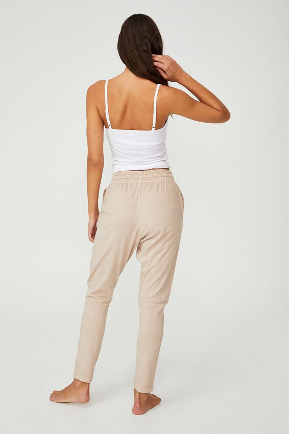 The Lounge Pant, MUSHROOM WASH