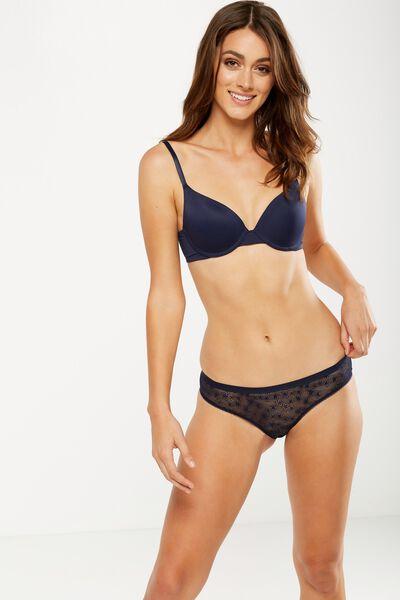 Marlow Festive Bikini, MIDNIGHT