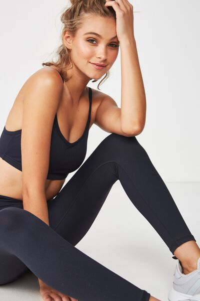 Active Core 7/8 Tight, NAVY