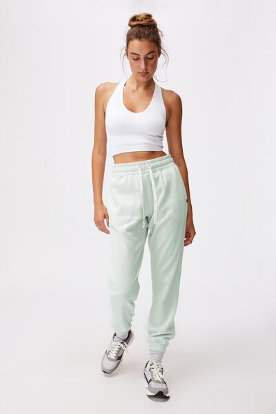 Lifestyle Gym Track Pant, MINT SHERBET