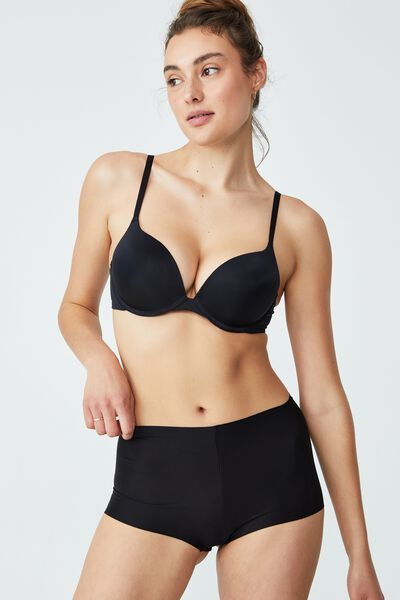 The Invisible Shorty Brief, BLACK