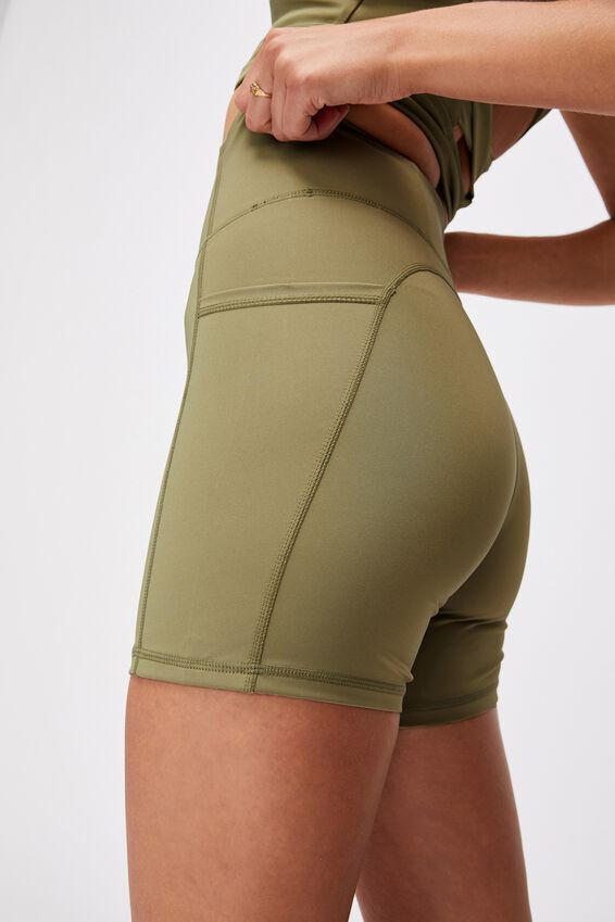 Lifestyle Pocket Bike Short, OREGANO