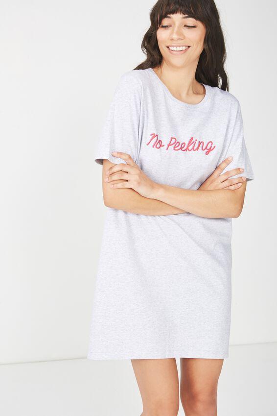 Boxy Tshirt Nightie at Cotton On in Brisbane, QLD | Tuggl