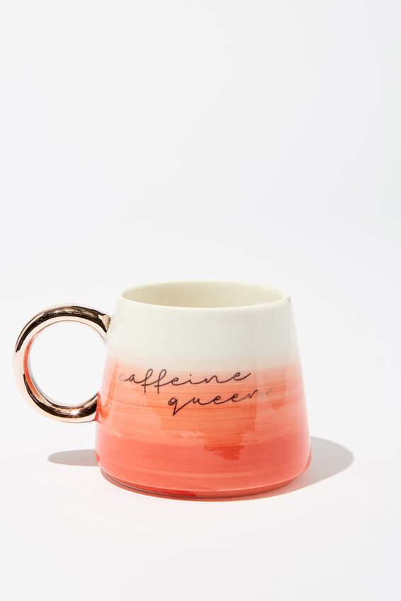 Serene Mug, CAFFEINE QUEEN