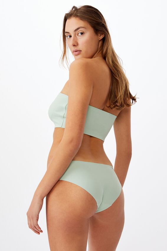 Everyday Bonded Bandeau, MINT CHIP