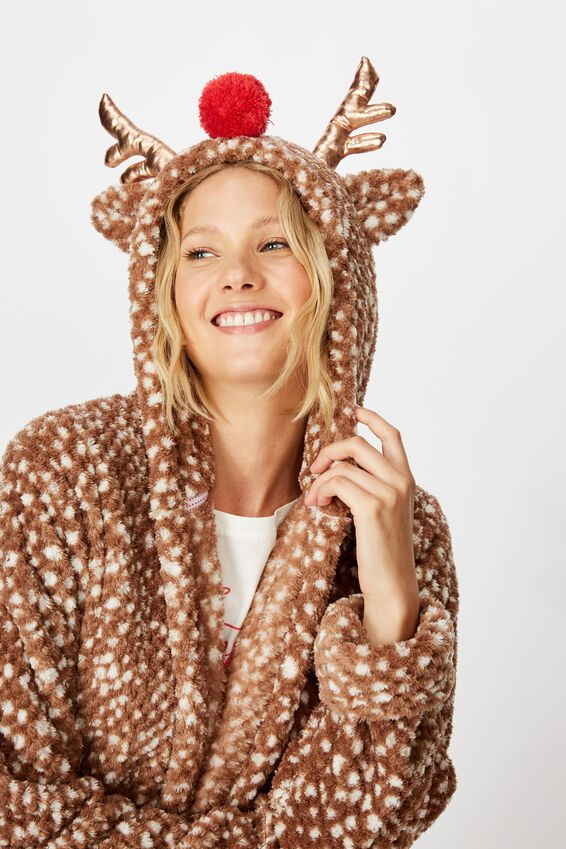 Novelty Gown, REINDEER