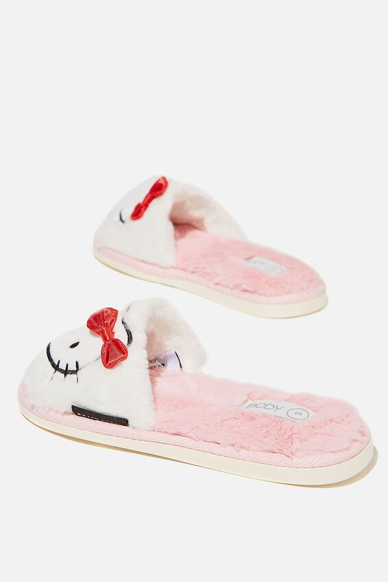 Novelty Slide Slipper, LCN HELLO KITTY