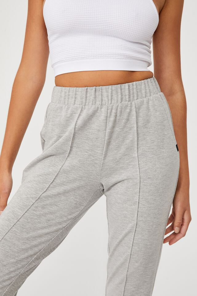 All Day Studio Pant, GREY MARLE