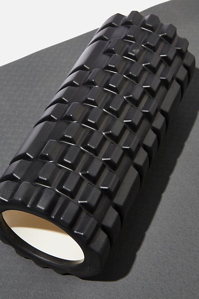 Foam Roller, BLACK