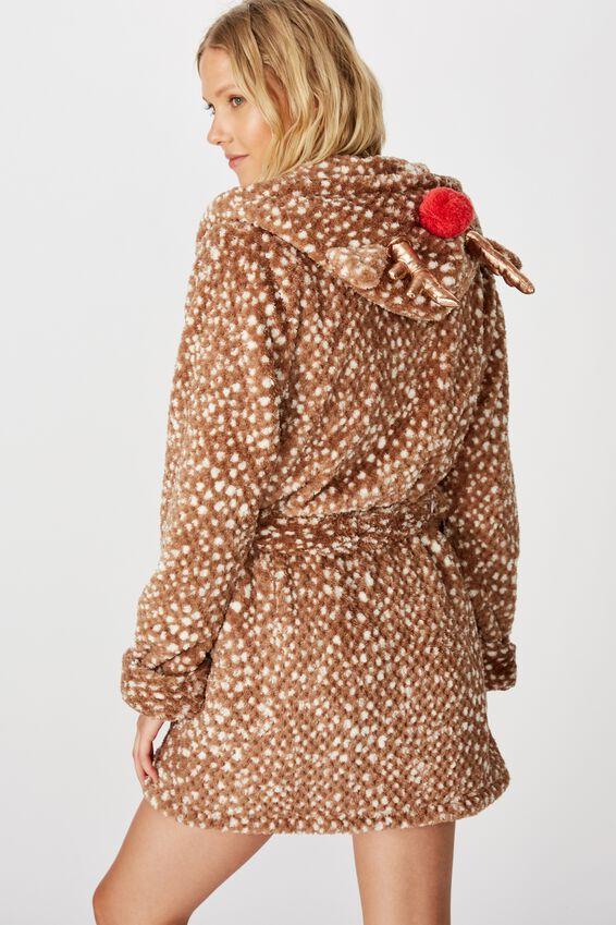 Novelty Gown, REINDEER