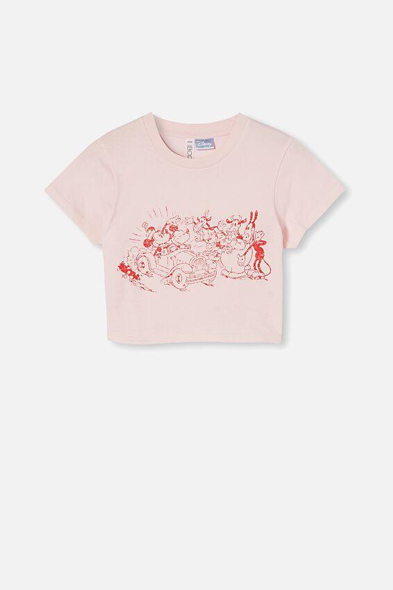 Baby Sleep T-Shirt, LCN DIS VINTAGE MICKEY & FRIENDS