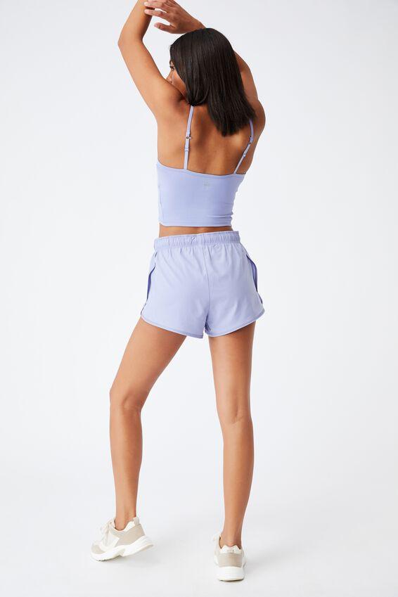 Lifestyle Move Jogger Short, PERIWINKLE
