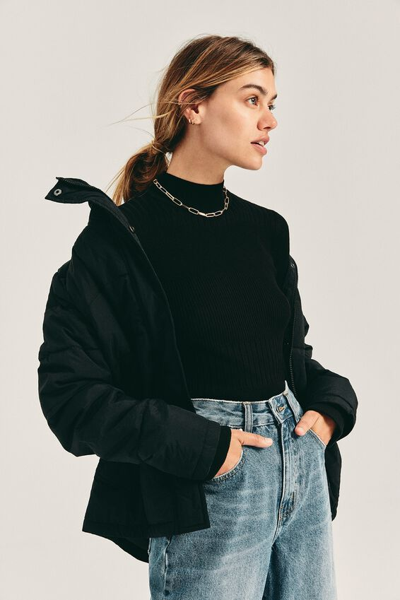The Mother Puffer, BLACK