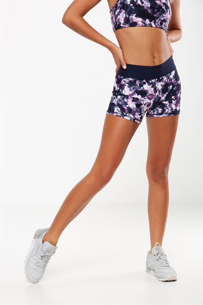 Active Gym Short, GLAMO LILAC