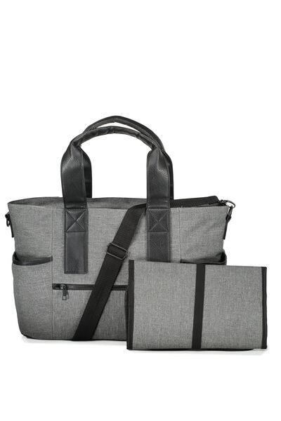 Maternity Bag, GREY