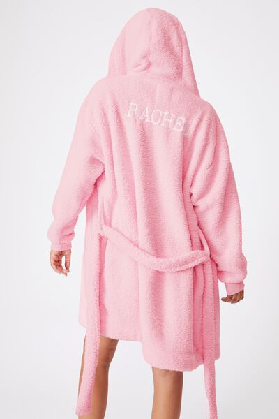 The Lounging Robe Personalisation, STRAWBERRY MILKSHAKE