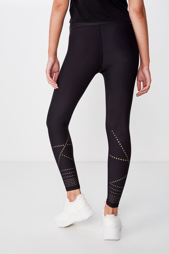 Ultimate Studio 7/8 Tight, BLACK