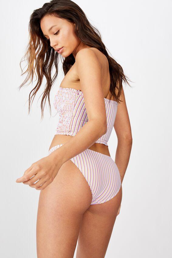 Classic Full Bikini Bottom, CIRCUS STRIPE