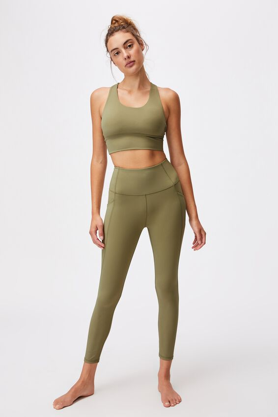 Ultimate Longline Crop, OREGANO