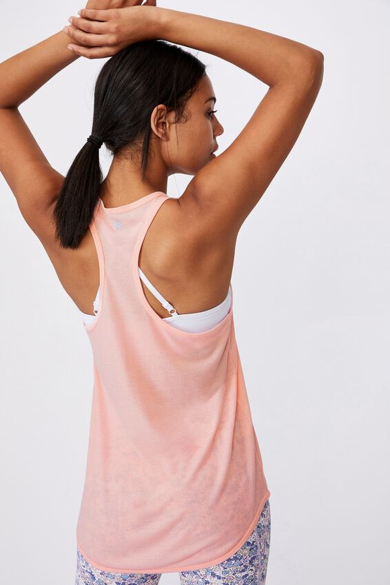 Training Tank Top, FAIRY TALE RIB
