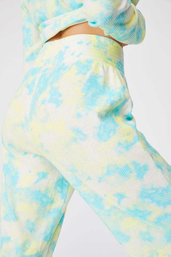 Super Soft Relaxed Pant, MULTI TIE DYE