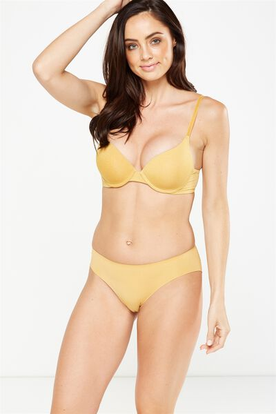 Party Pants Seamless Bikini Brief, HONEY MARLE