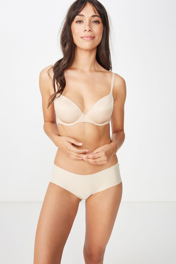 Ultimate Comfort T-Shirt Bra, FRAPPE