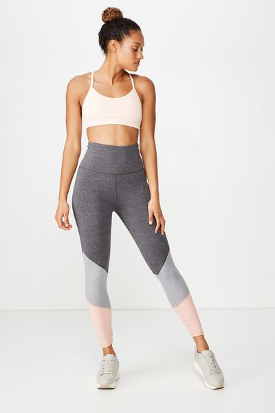 So Soft Marle 7/8 Tight, MID GREY MARLE