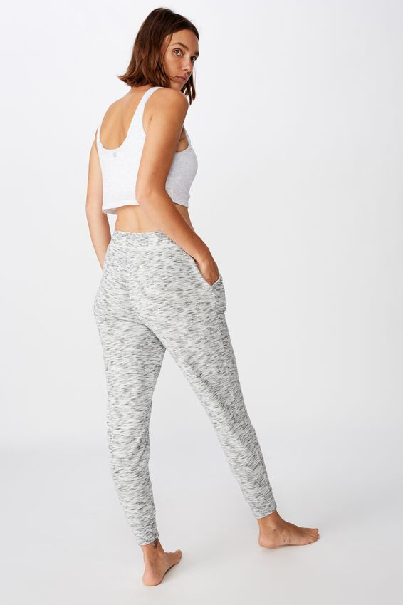 Supersoft Slim Fit Pant, SOFT GREY TONAL