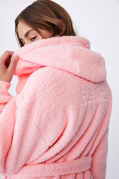 The Lounging Robe Personalisation, STRAWBERRY MILKSHAKE