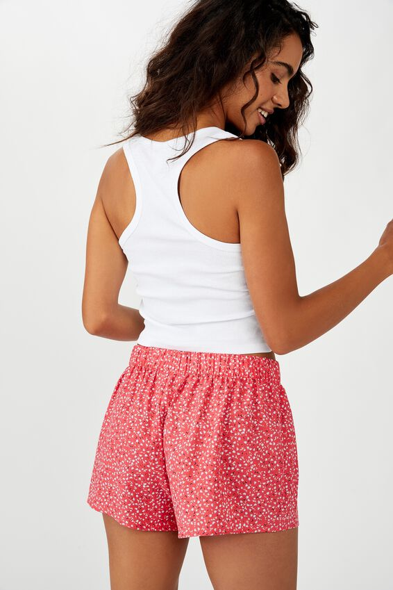 Sleep Time Boxer Short, TULIP DITSY