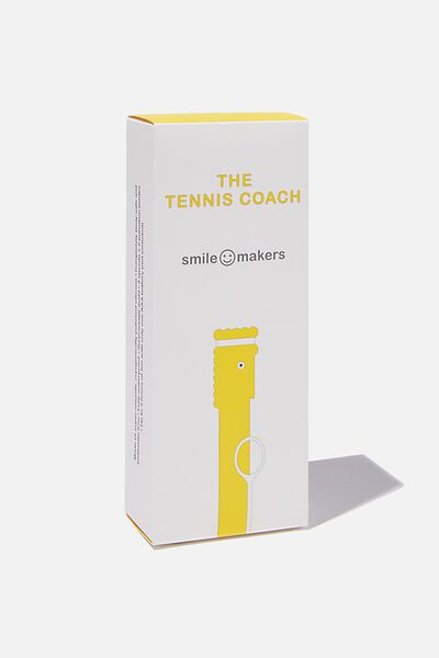 Smile Makers Vibrators, THE TENNIS COACH