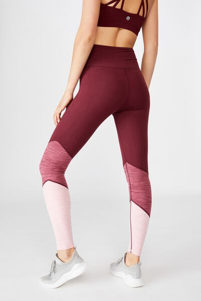 So Soft Tight, MULBERRY MARLE SPLICE