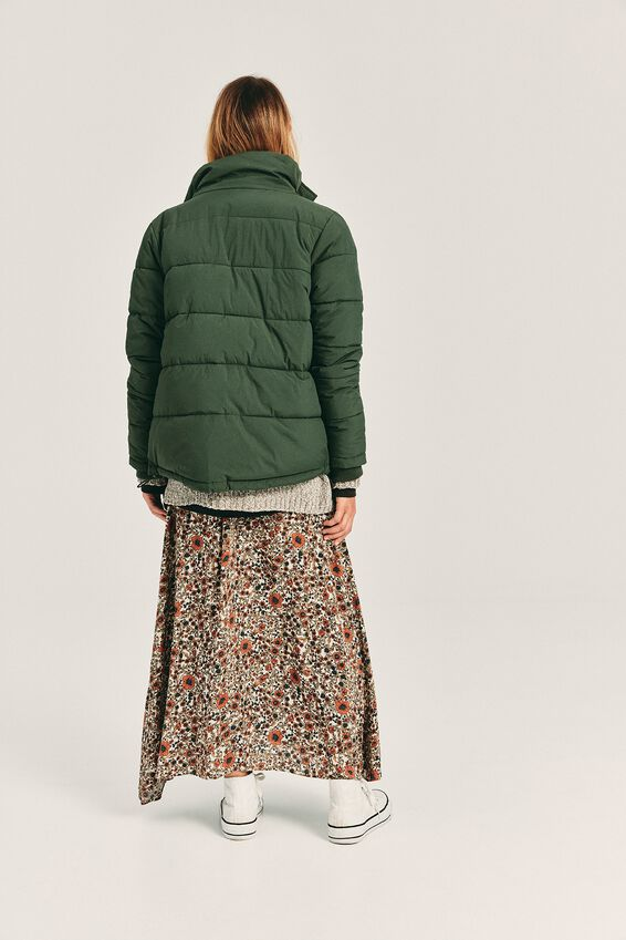 The Mother Puffer, KHAKI