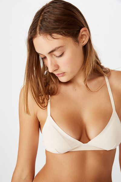 Everyday Bonded Bralette, BLUSH