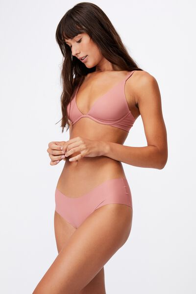 The Invisible Boyleg Brief, WOOD ROSE