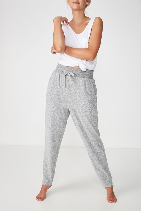 Super Soft Relaxed Pant, GREY MARLE