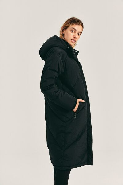 The Mother Longline Puffer, BLACK